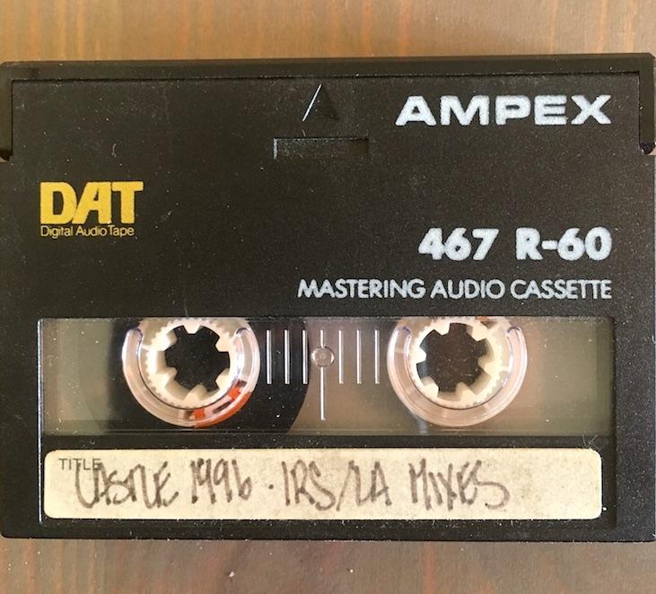 CASTLE 1996 - IRS-LA MIXES (AMPEX 467 R-60)