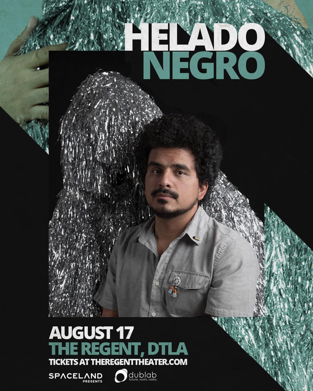 Helado Negro - The Regent - August 17, 2017 - Instagram