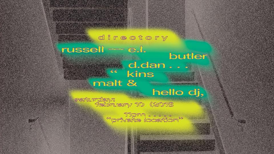 Russell E L  Butler & D Dan – Guest DJ Session (02 11 18) | dublab